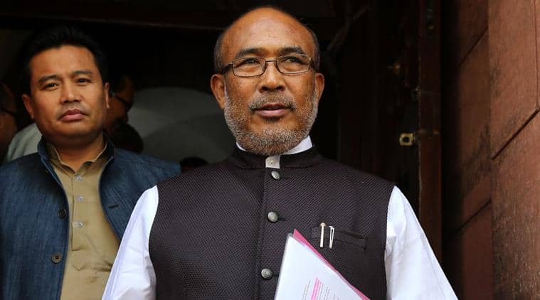 Manipur CM Biren Singh announces mass vaccination amid national surge