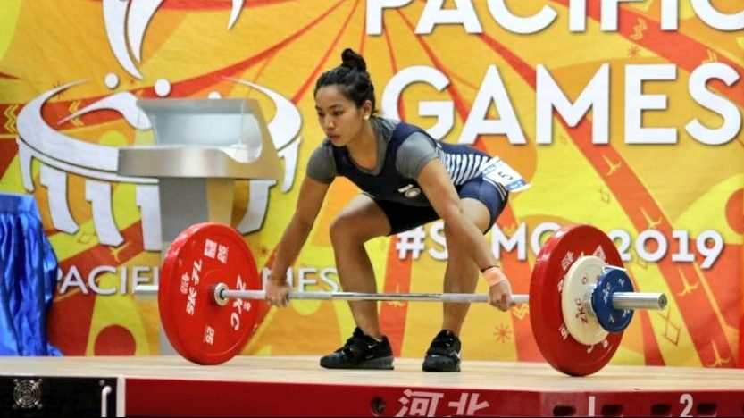 Mirabai Chanu lone Indian weightlifter to qualify for Tokyo Olympics 2021