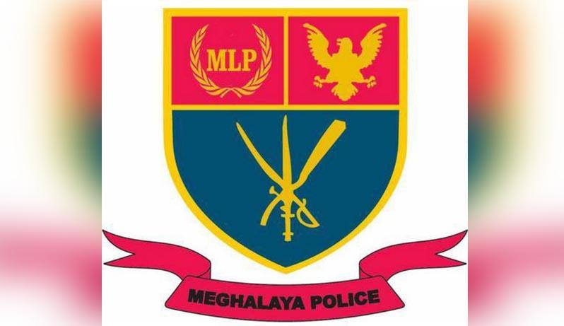 Logo of Meghalaya Police. Photo courtesy: via @MeghalayaPolice