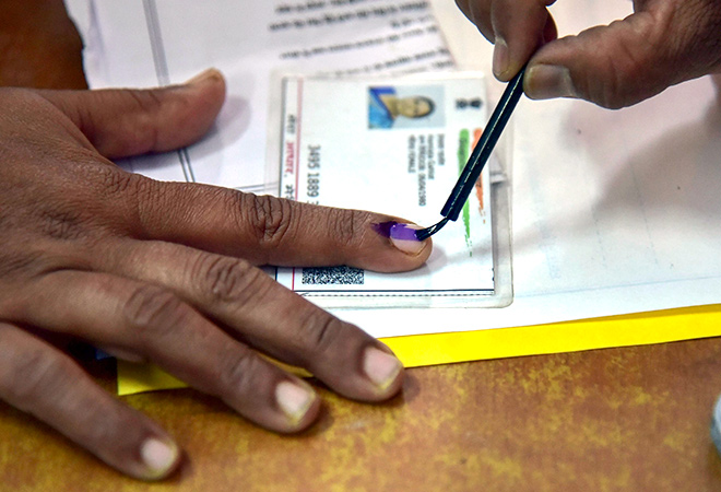 Assam Polls: 45.2% voting recorded till 1 pm in the first phase