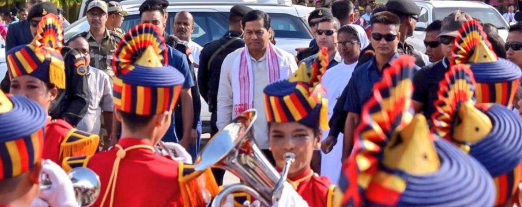 Assam CM Sarbananda Sonowal said that the assimilation of education with sports and culture is the need of the hour.