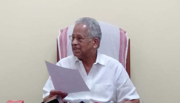 Former Assam CM Tarun Gogoi. Photo: TIME8