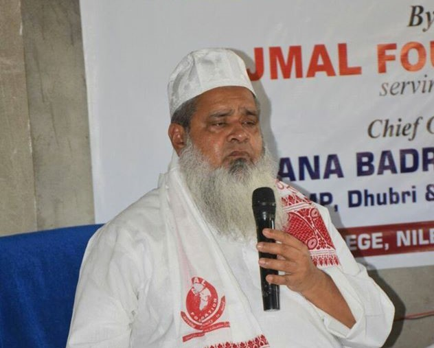 Two-child policy doesn't apply to Muslims, says Badruddin Ajmal