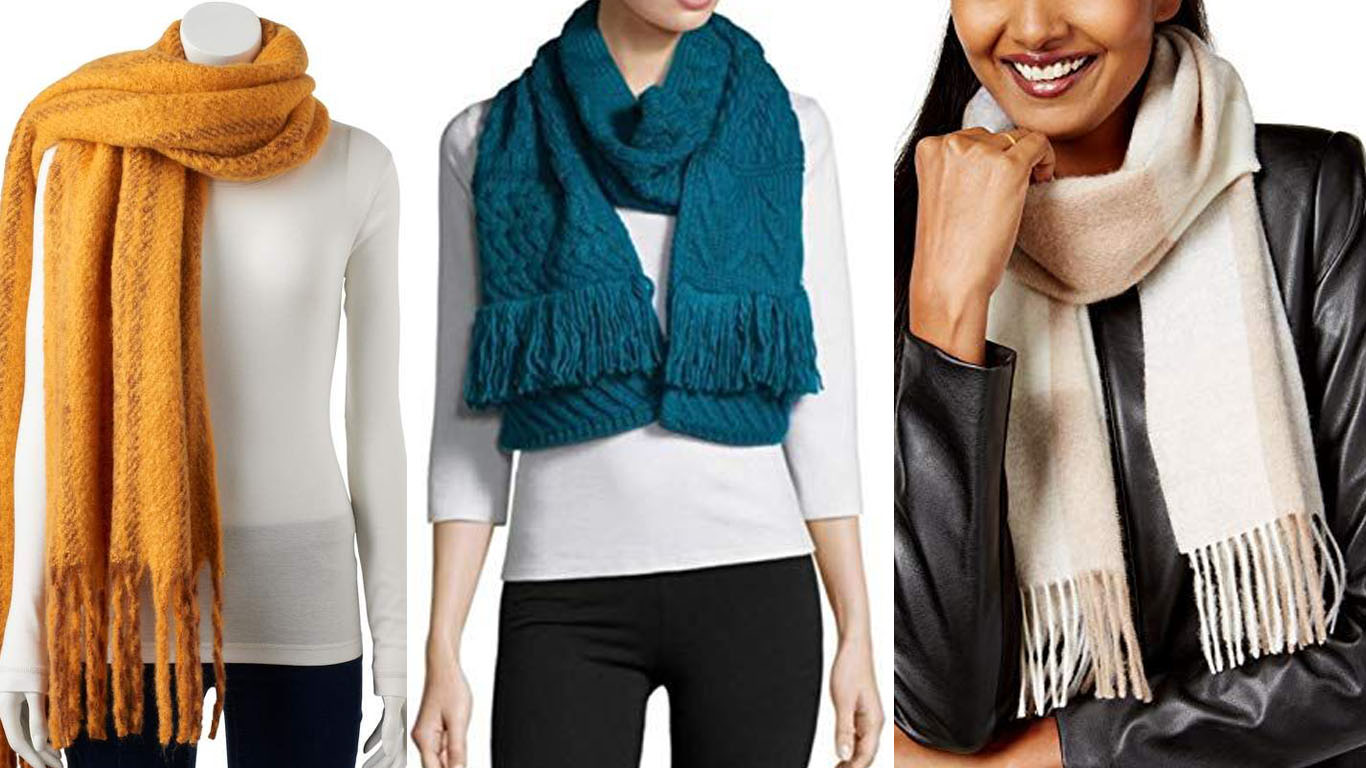 Time8 News 5 Cool Ways To Wear Muffler This Winter