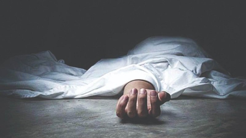 Suicide case after poisoning