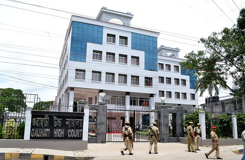 COVID19 Scare: Gauhati HC restricts functioning