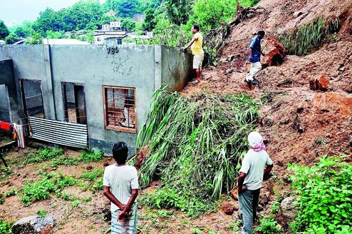 Guwahati: Landslide kills one; 3 injured in Maligaon