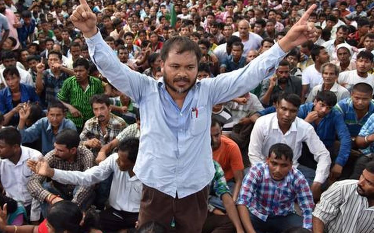 TIME8 News | Breaking: NIA Court rejects Akhil Gogoi's bail plea, Gogoi to move High Court