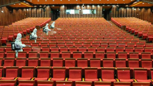 Centre allows 100% occupancy in Cinema Halls; Issues new SOPs
