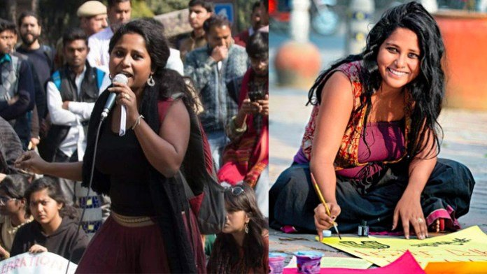 Court rejects 'Pinjra Tod' activist Devangana Kalita's bail plea in Delhi riot case