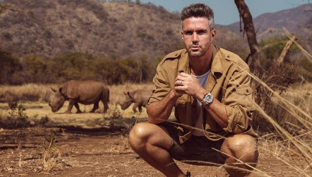 Kevin Pietersen applauds Assam Police for Rhino conserving