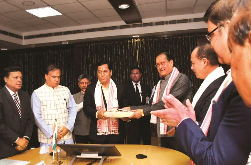 'Report on Clause 6 of Assam Accord still with Assam Govt': Home Ministry in Parliament