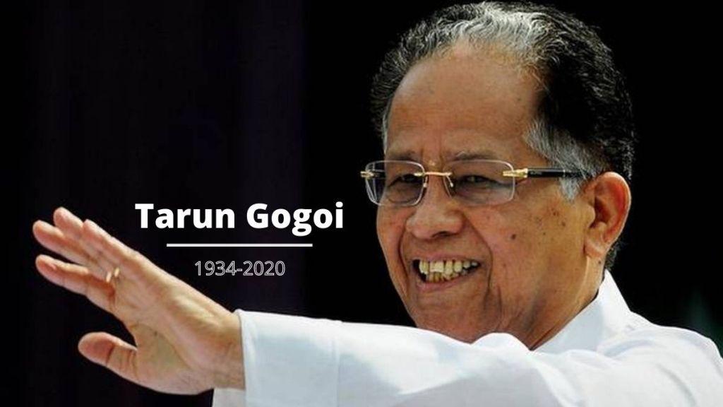 Former CM Tarun Gogoi conferred Padma Bhusan posthumously