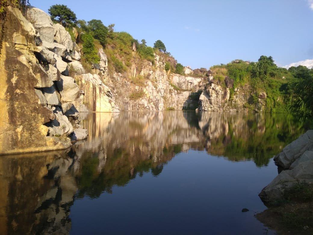 Neelapani Lake