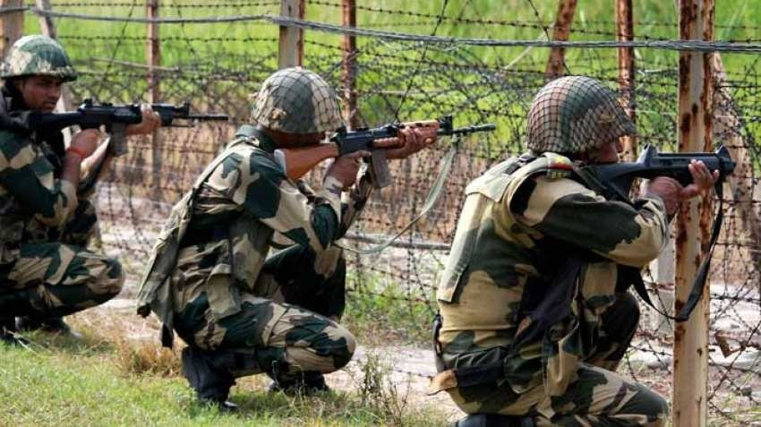 Firing between BSF Guwahati Jawans and Cattle Smugglers in WB