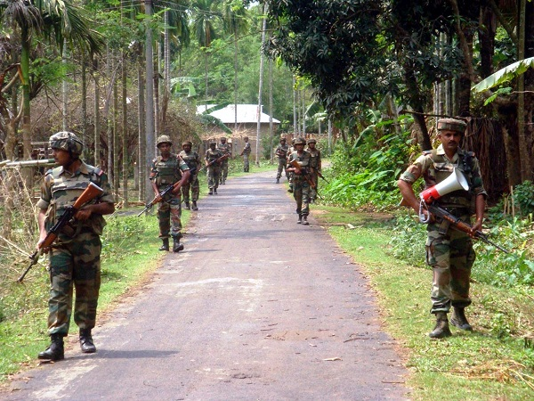 Border dispute between Assam-Mizoram yet to be resolved