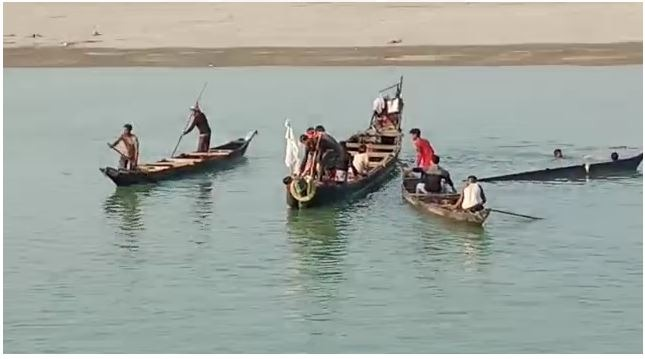 Boat capsize in Brahmaputra: 3 dead bodies recovered in Jorhat