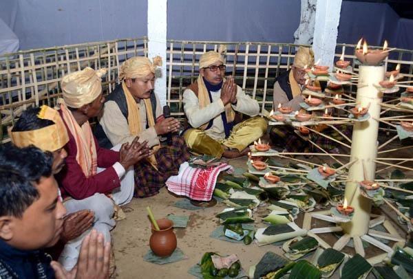 Me-Dam-Me-Phi fervor grips Assam
