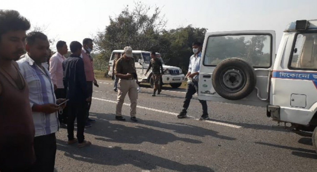 Assam: Husband-wife killed in road mishap in Lakhimpur