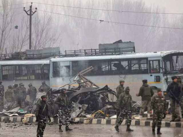 Pulwama terror attack: The 'Black Day' of Indian history