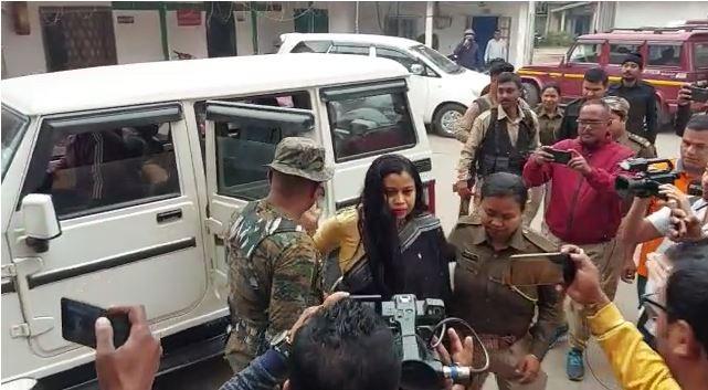 Assam: Suspended BJP leader Dipanjoli Kakati arrested for 'assaulting' cop