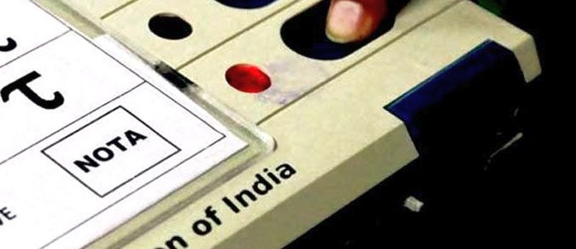 ECI to nullify result if maximum votes are for NOTA: SC seeks reply