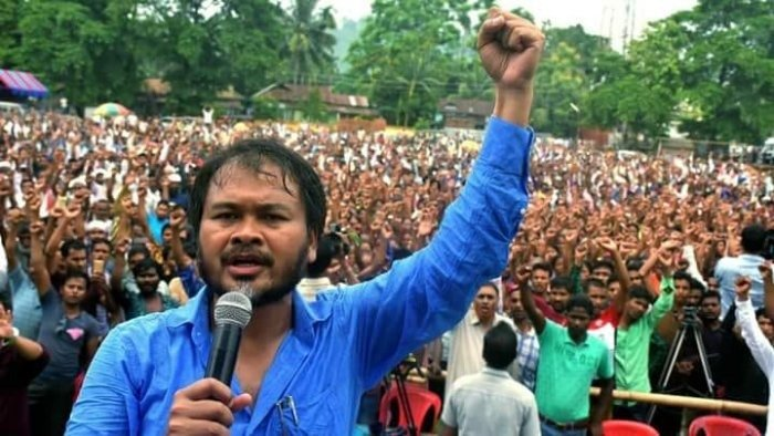 """Akhil's last clarion call to Assam, says """"Don't vote for BJP in any way"""""""