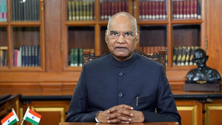 President Ram Nath Kovind admitted to hospital following chest pain; condition stable