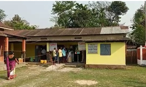 Assam Polls: Polling booth officer dies on duty in Sonari constituency