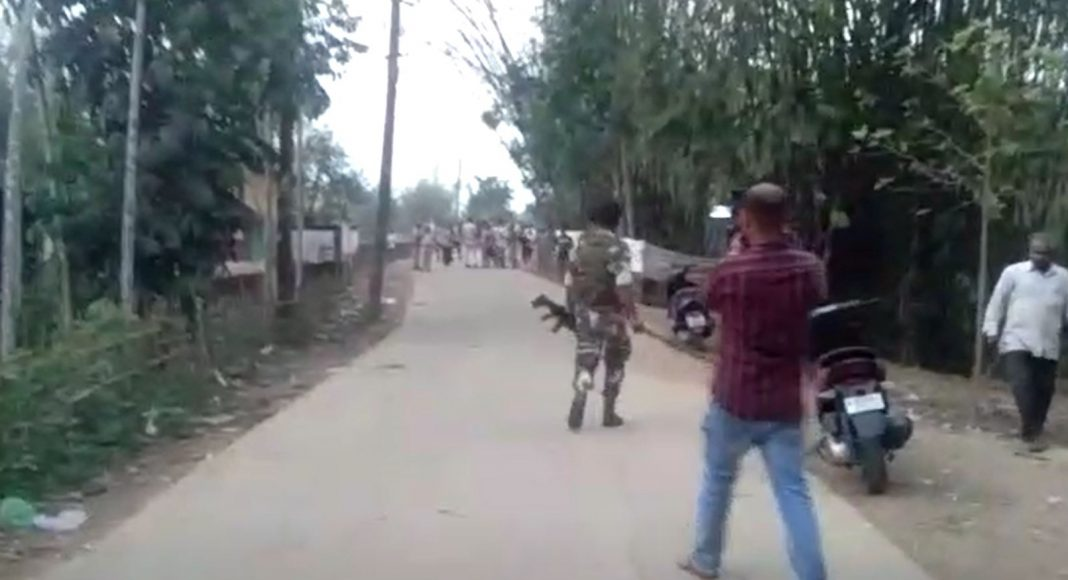 Assam Polls: Violence broke out at Sonai poll centre; Police resort to firing