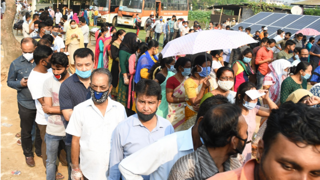 Kamrup (M) election district records lowest voter turnout in phase III polls