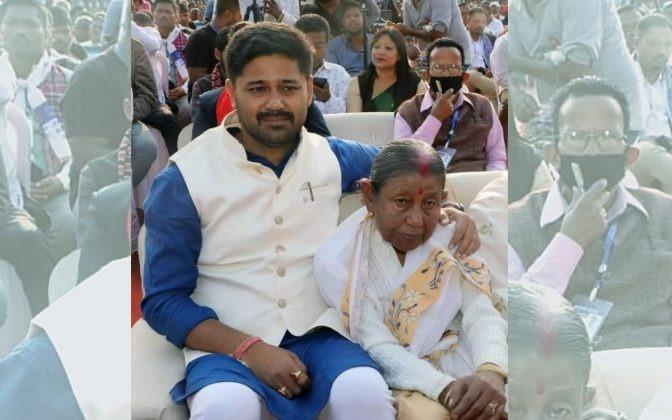 Assam: Lurinjyoti Gogoi's mother Dulu Gogoi passed away