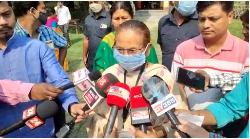 Pramila Rani Brahma alleges huge malpractice by UPPL party ahead of polling in Kokrajhar