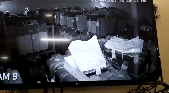 'Ghost' inside Assam's Strong Room? CCTV captured 'Unusual' activity