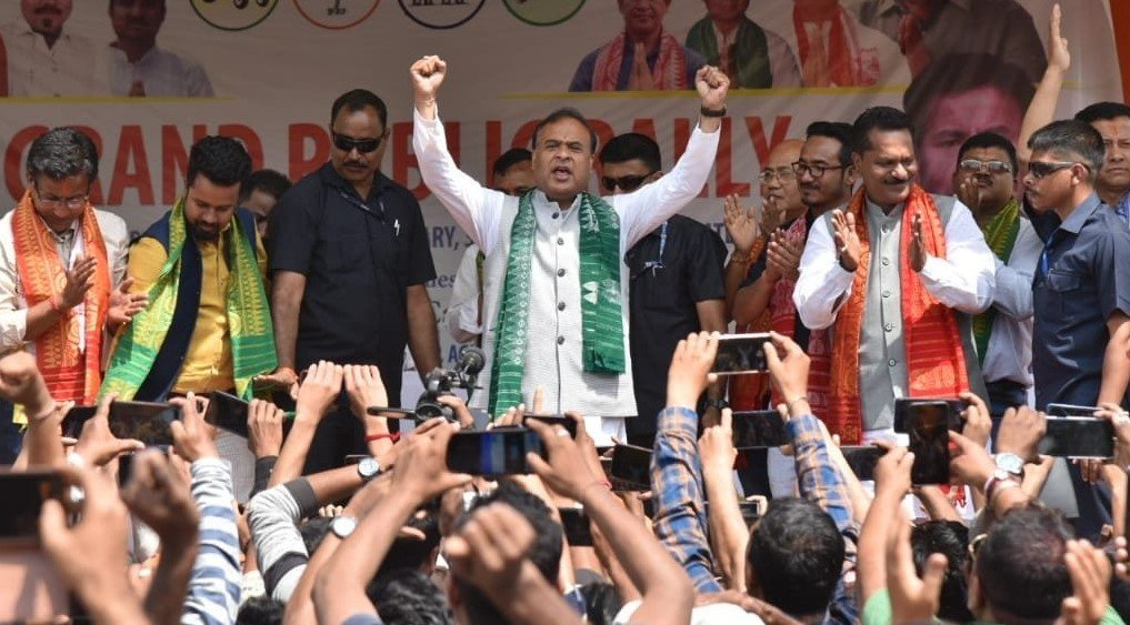 Assam Polls: Himanta Biswa Sarma to reveal 'Startling Facts' before ECI