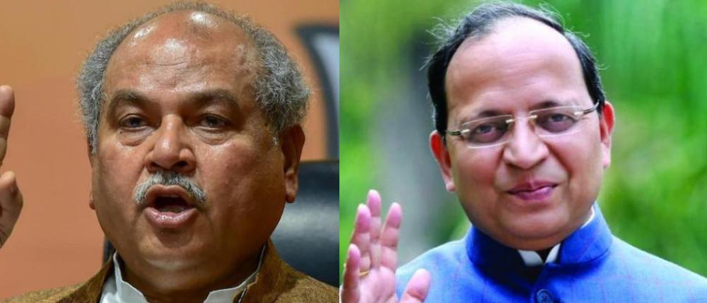 Tomar, Arun Singh appointed as central observers for electing Assam BJP legislative party leader