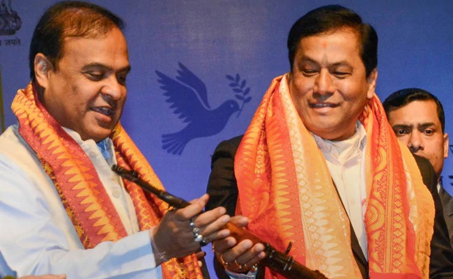 "Who is Assam's next CM? ""Final call to be taken after BJP legislature party meet"", says Ranjeet Dass"