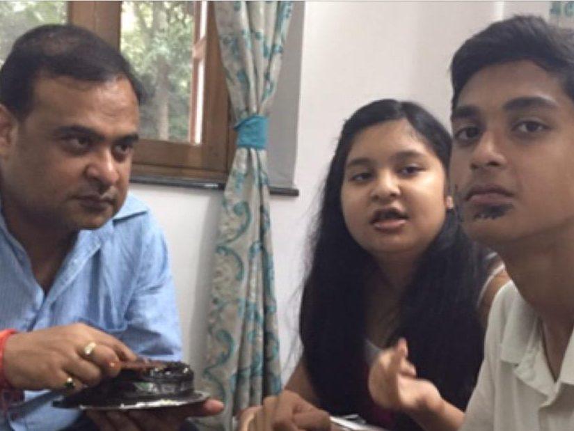 Next Chief Minister of Assam Himanta Biswa Sarma