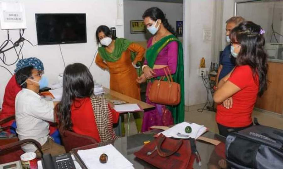 Assam to conduct vaccination for Transgender community, first in entire India