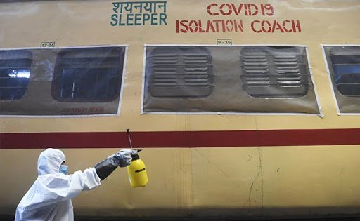 COVID Scare: Assam seeks Covid Coaches from Railways