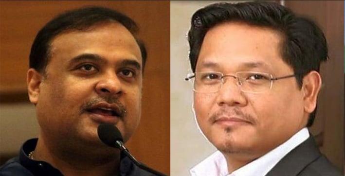 Assam-Meghalaya Border Row: CM Sarma-Sangma to discuss on July 23